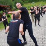 121 obóz sportowy w Bieszczadach
