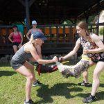 4 obóz sportowy w Bieszczadach 1