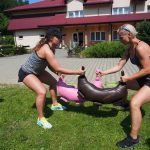 7 obóz sportowy w Bieszczadach 1
