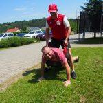112 obóz sportowy w Bieszczadach