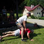 114 obóz sportowy w Bieszczadach