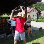 116 obóz sportowy w Bieszczadach