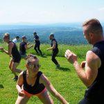 3 obóz sportowy w Bieszczadach