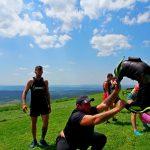 25 obóz sportowy w Bieszczadach