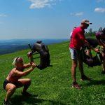 26 obóz sportowy w Bieszczadach