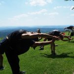 10 obóz sportowy w Bieszczadach