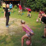 30 obóz sportowy w Bieszczadach