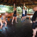 31 obóz sportowy w Bieszczadach