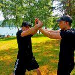 33 obóz sportowy w Bieszczadach