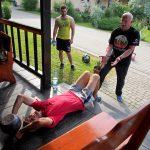 16 obóz sportowy w Bieszczadach