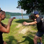 36 obóz sportowy w Bieszczadach