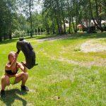 40 obóz sportowy w Bieszczadach bulgarian bag lublin lublinie