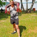 42 obóz sportowy w Bieszczadach