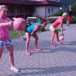48 obóz sportowy w Bieszczadach