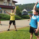 49 obóz sportowy w Bieszczadach