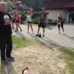 50 obóz sportowy w Bieszczadach