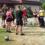 51 obóz sportowy w Bieszczadach