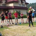 44 obóz sportowy w Bieszczadach