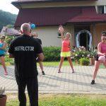 46 obóz sportowy w Bieszczadach