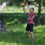 3 żonglerka kettlebell