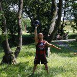 5 żonglerka kettlebell