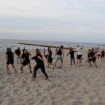obóz sportowy nad morzem Dziwnów