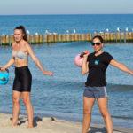 obóz sportowy Dziwnów nad morzem